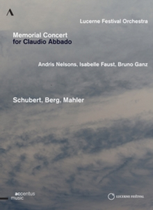 Memorial Concert for Claudio Abbado, DVD