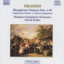Hungarian Dances Nos. 1 - 21, CD / Album