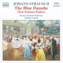 Blue Danube, The - Most Famous Waltzes (Lenard), CD / Album