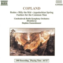 Copland: Rodeo - Billy the Kid - Appalachian Spring - Fanfare For, CD / Album
