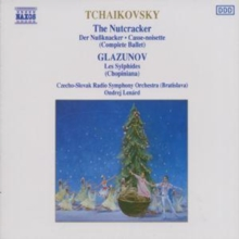 Tchaikovsky: The Nutcracker/Glazunov Les Sylphides, CD / Album