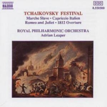 Tchaikovsky Festival - Royal Philharmonic Orchestra, CD / Album