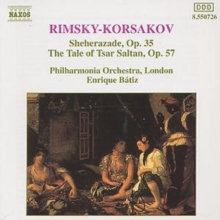 The Tale of Tsar Saltan - Rimsky-Korsakov, CD / Album