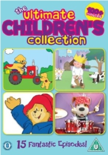 The Ultimate Children's Collection, DVD