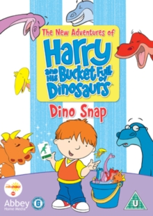 Harry and His Bucketful of Dinosaurs: Dino Snap, DVD