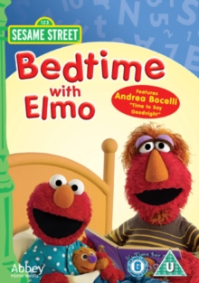 Sesame Street: Bedtime With Elmo, DVD