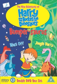 Harry and His Bucketful of Dinosaurs: Bumper-saurus, DVD