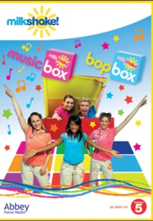 Milkshake!: Music Box/Milkshake!: Bop Box, DVD
