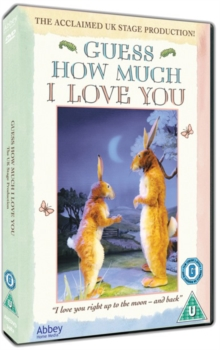 Guess How Much I Love You, DVD