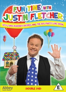 Fun Time With Justin Fletcher, DVD