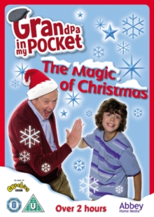 Grandpa in My Pocket: The Magic of Christmas, DVD
