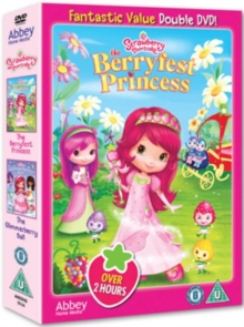 Strawberry Shortcake: Double Pack, DVD