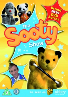 Sooty, DVD