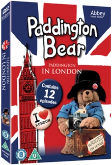 Paddington Bear: Paddington in London, DVD