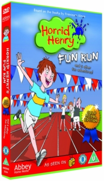 Horrid Henry: Fun Run and Five Other Fun Adventures, DVD