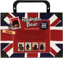 Paddington Bear: The Complete Collection, DVD