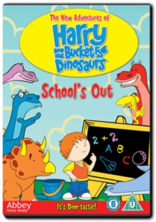 Harry and His Bucketful of Dinosaurs: School's Out, DVD  DVD