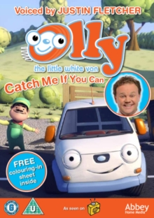 Olly the Little White Van: Catch Me If You Can, DVD  DVD