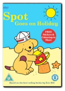 Spot: Spot Goes On Holiday, DVD  DVD