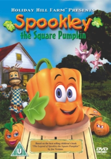 Spookley the Square Pumpkin, DVD