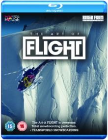 Red Bull: The Art of Flight, Blu-ray