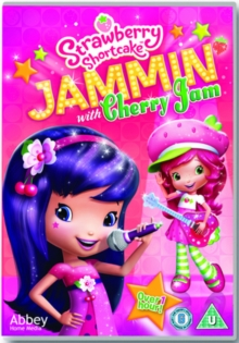 Strawberry Shortcake: Jammin' With Cherry Jam, DVD