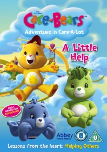 Care Bears: A Little Help and Five Other Fun Adventures, DVD