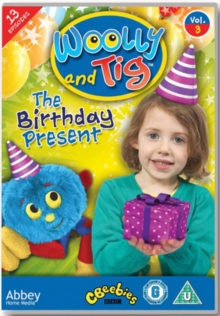 Woolly and Tig: Birthday Present, DVD