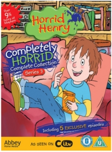 Horrid Henry: Completely Horrid Complete Collection - Series 3, DVD