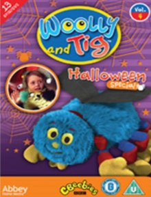 Woolly and Tig: Halloween Special, DVD