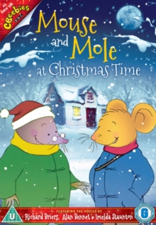 Mouse and Mole at Christmas Time, DVD