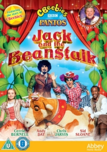 CBeebies Panto: Jack and the Beanstalk, DVD