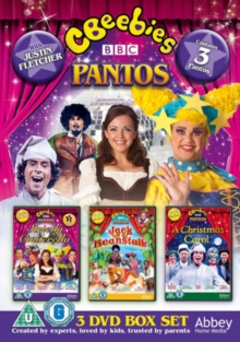 CBeebies Panto: Collection, DVD