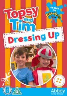 Topsy and Tim: Dressing Up, DVD