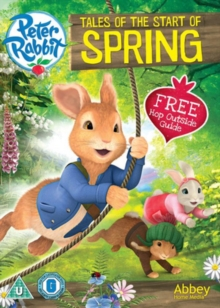 Peter Rabbit: Tales of the Start of Spring, DVD