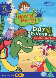 Horrid Henry: Day of the Dinosaur and Other Adventures, DVD