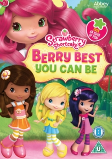 Strawberry Shortcake: Berry Best You Can Be, DVD  DVD