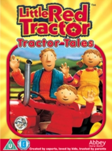 Little Red Tractor: Down On the Farm, DVD