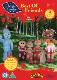 In the Night Garden: Best of Friends, DVD
