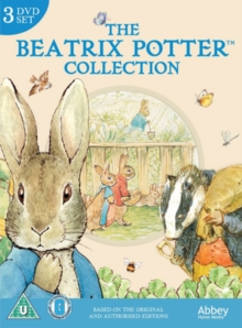 The Beatrix Potter Collection, DVD