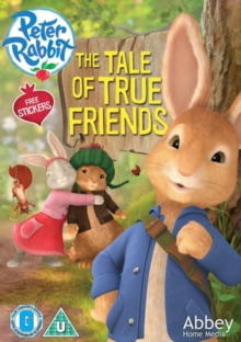 Peter Rabbit: The Tale of True Friends, DVD DVD