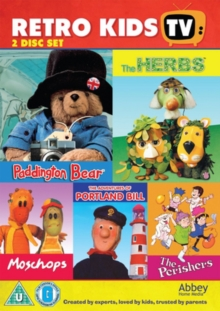 Retro Kids TV: Collection, DVD DVD