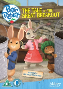 Peter Rabbit: The Tale of the Great Breakout, DVD
