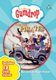 Gumdrop: Gumdrop and the Pirates, DVD