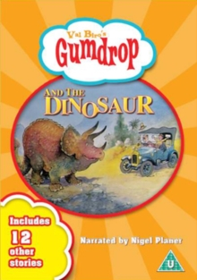 Gumdrop: Gumdrop and the Dinosaur, DVD  DVD