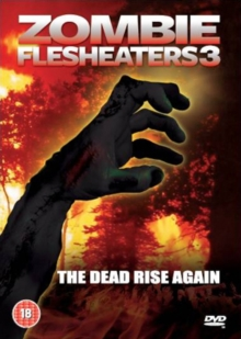 Zombie Flesh Eaters 3, DVD