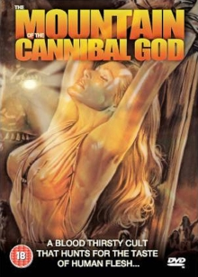 The Mountain of the Cannibal God, DVD
