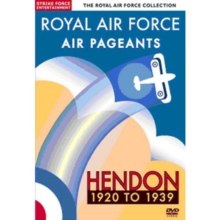 Royal Air Force: Air Pageants Hendon 1920-1939, DVD