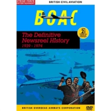 British Civil Aviation: BOAC - The Definitive Newsreel History..., DVD