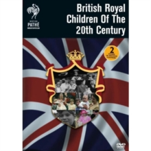 Britain's Royal Children of the 20th Century, DVD  DVD